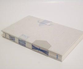 Handbound Sketchbook