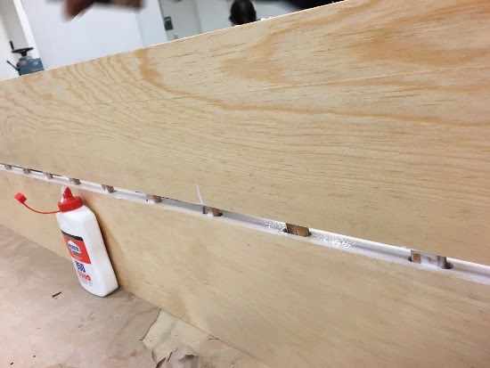 Picture of Wood Assembly