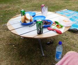 Fold Up Camping/Picnic Table
