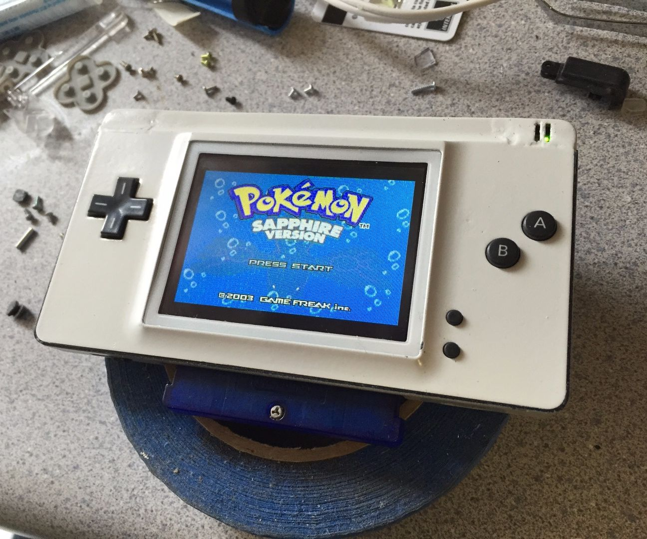 Gameboy Macro: 6 Steps (with Pictures)