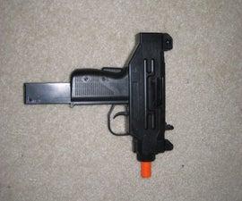 How to unjam an Airsoft gun. (Spring)
