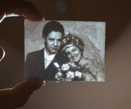 SelfCAD: How to Model and Print Your Own Lithophane