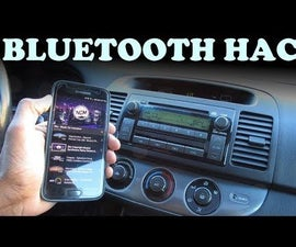 Hack in a Bluetooth Connection to Your Car Stereo for $10