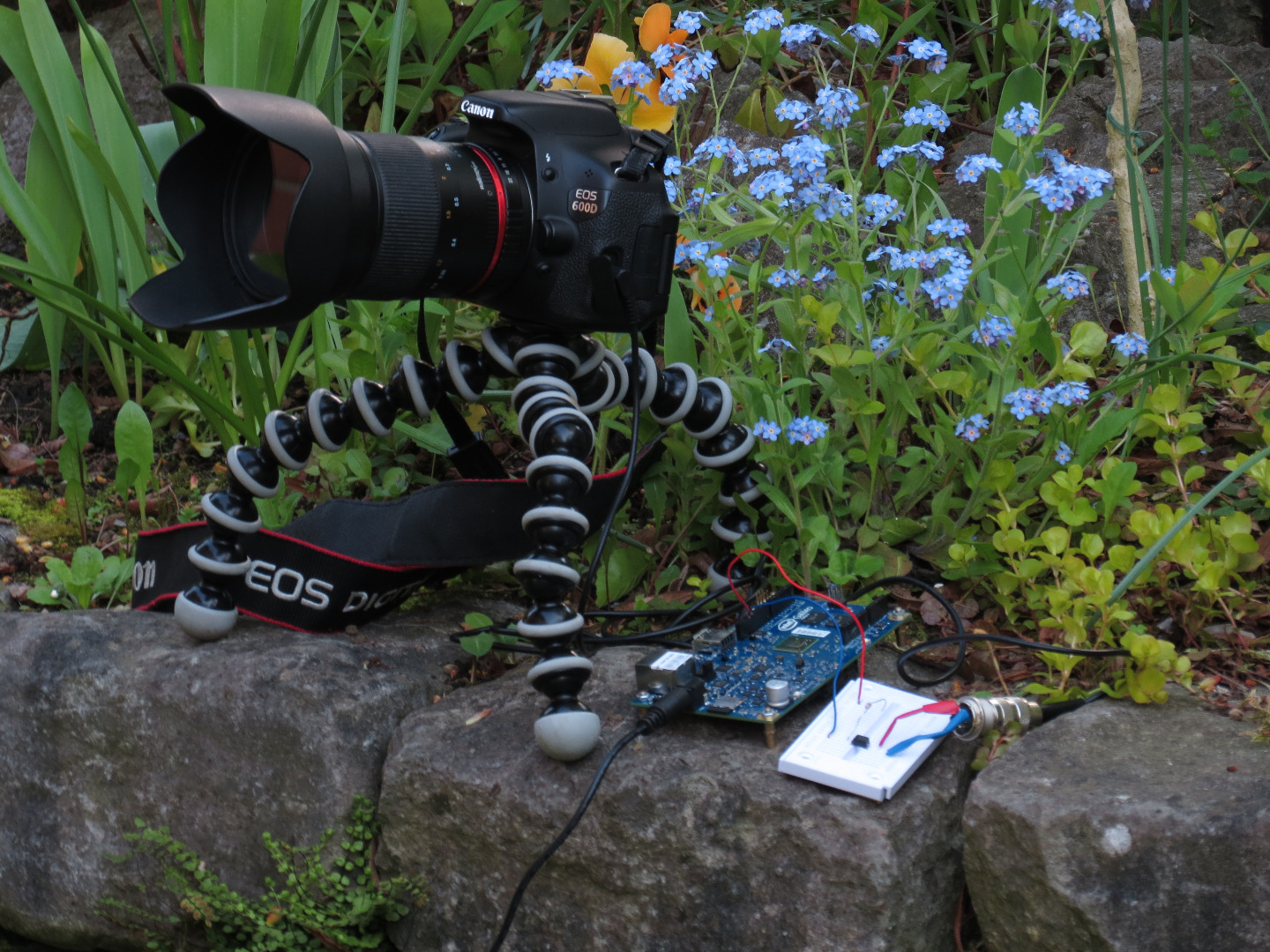 Picture of How to Shoot Timelapse-video With the Intel Galileo Gen 2