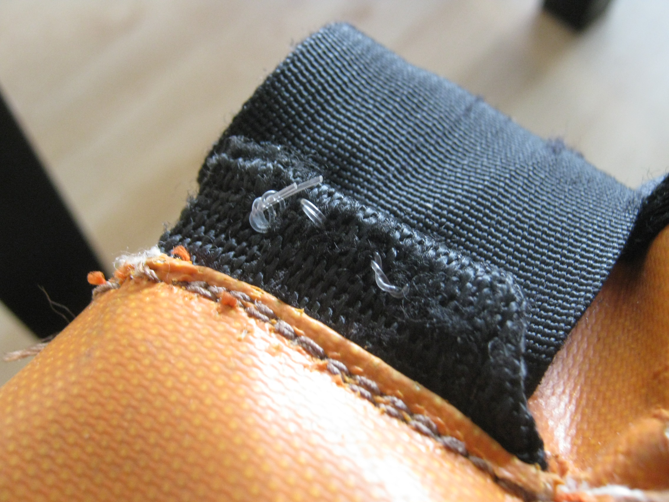 Picture of Apply Sugru to the Knot