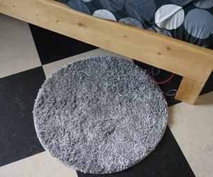 Pressure Sensitive Floor Mat Sensor