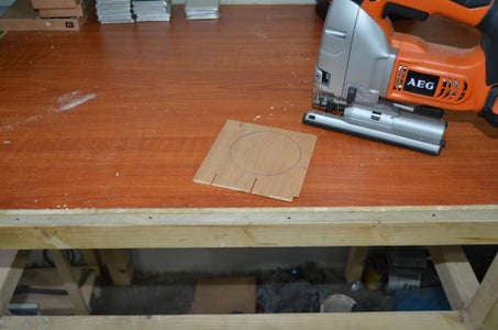 Making the Base Plate