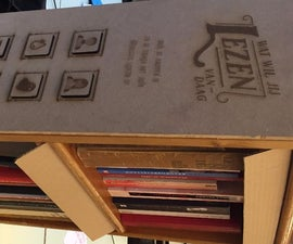 Interactive Bookcase