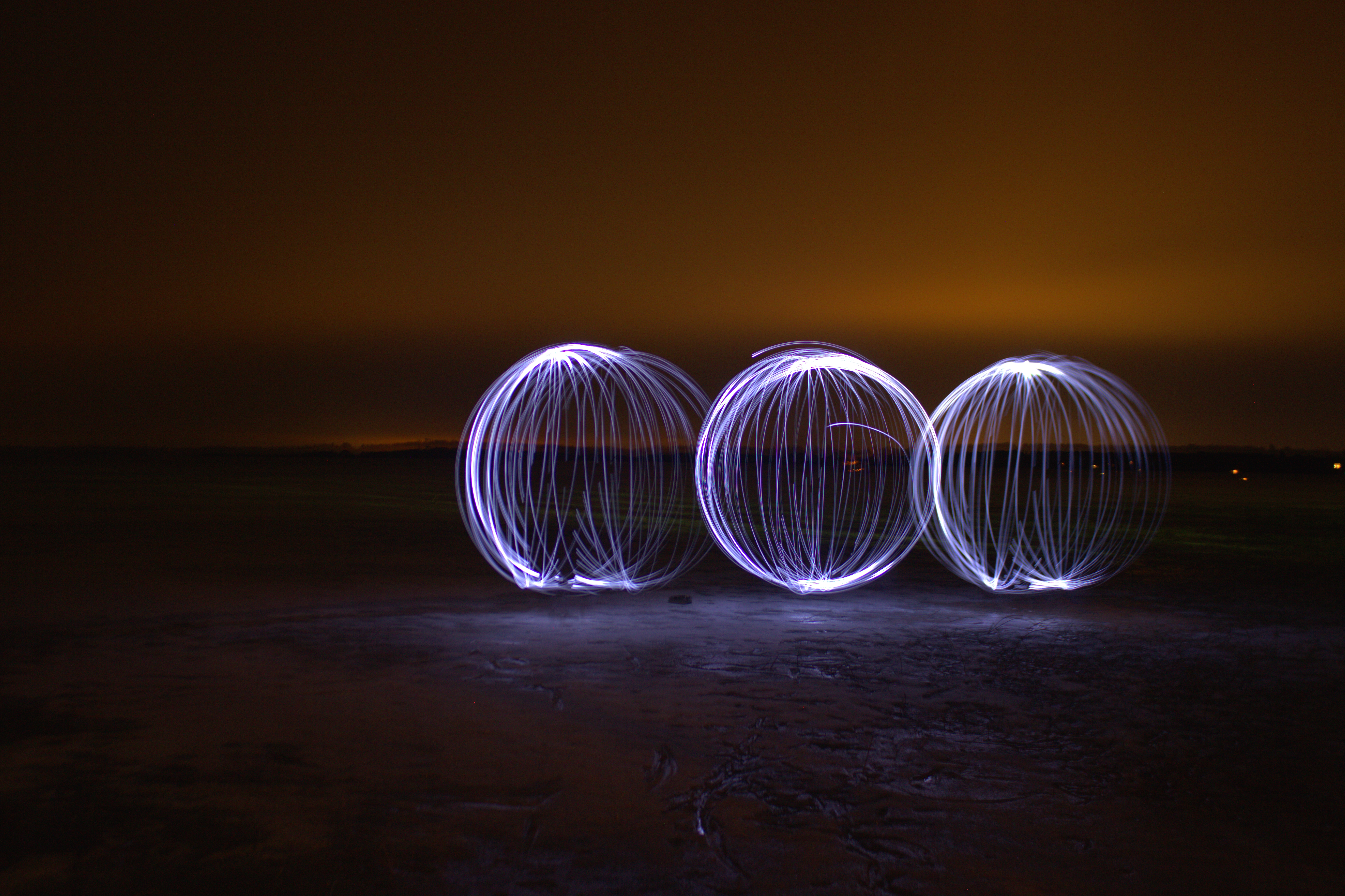 Picture of Make Your Own Light Painting Orb Creator