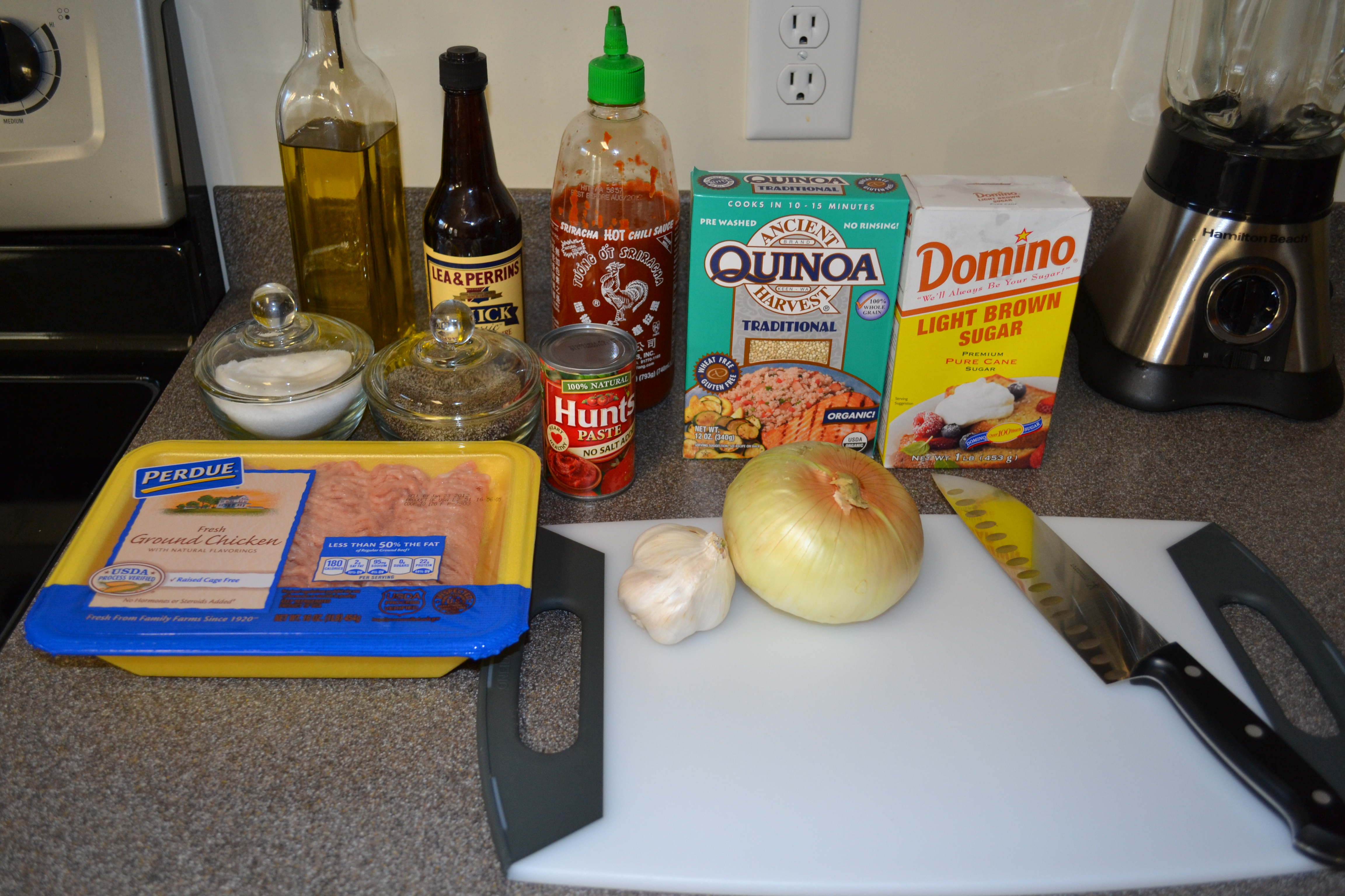 Picture of Turkey and Quinoa Meatloaf