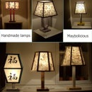 How to make handmade night lamps.