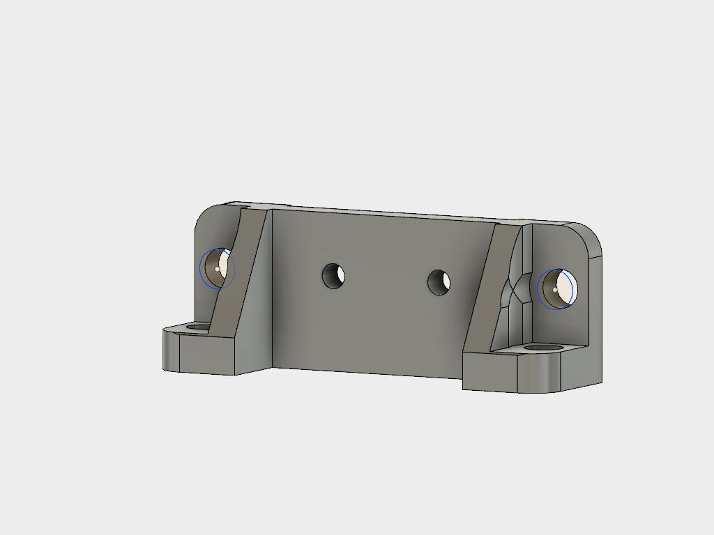 Picture of Design the Mount in Fusion 360