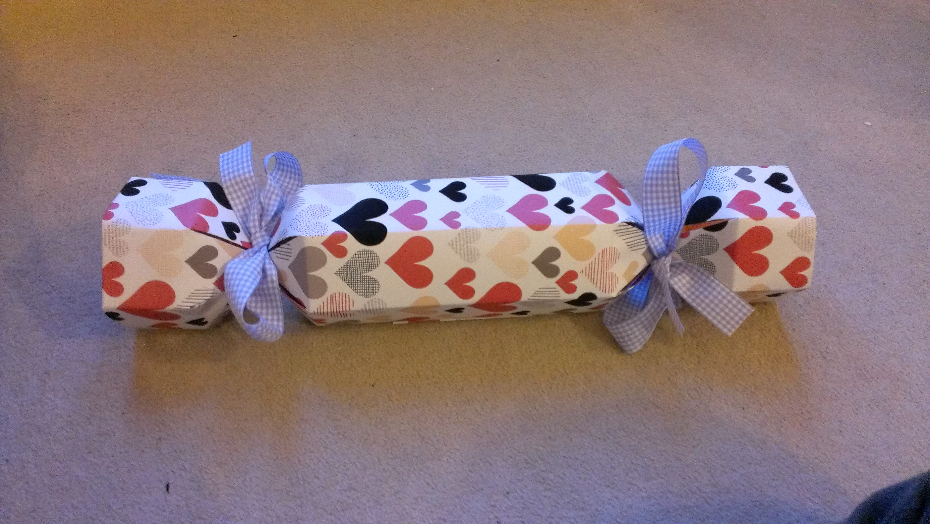 Picture of Giant Christmas Cracker