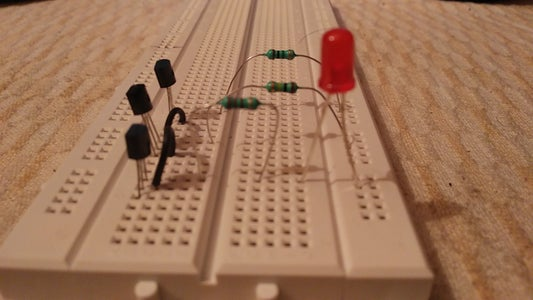 Add the Other Resistors