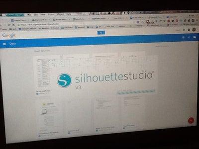 Prep Your Silhouette Portrait and Install Silhouette Studio