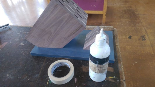 Glue Angle