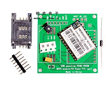 GSM/GPRS Module DIY Kit: 4 Steps (with Pictures)