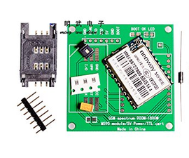 GSM/GPRS Module DIY Kit