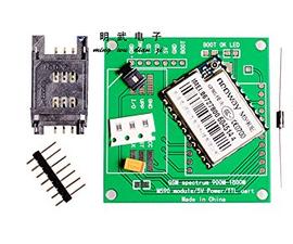 GSM/GPRS module DIY kit