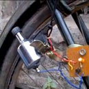 Pedal Powered Mobile Charger