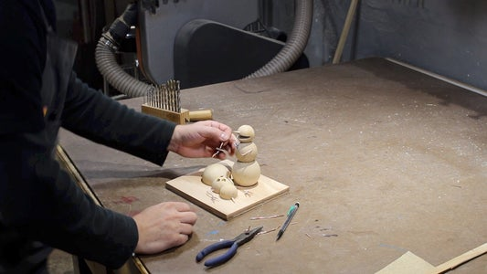 Fabricating the Arms