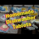 How to Make Homemade Dishwasher Tablets