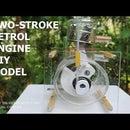 TWO STROKE ENGINE MODEL