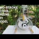 TWO STROKE ENGINE MODEL