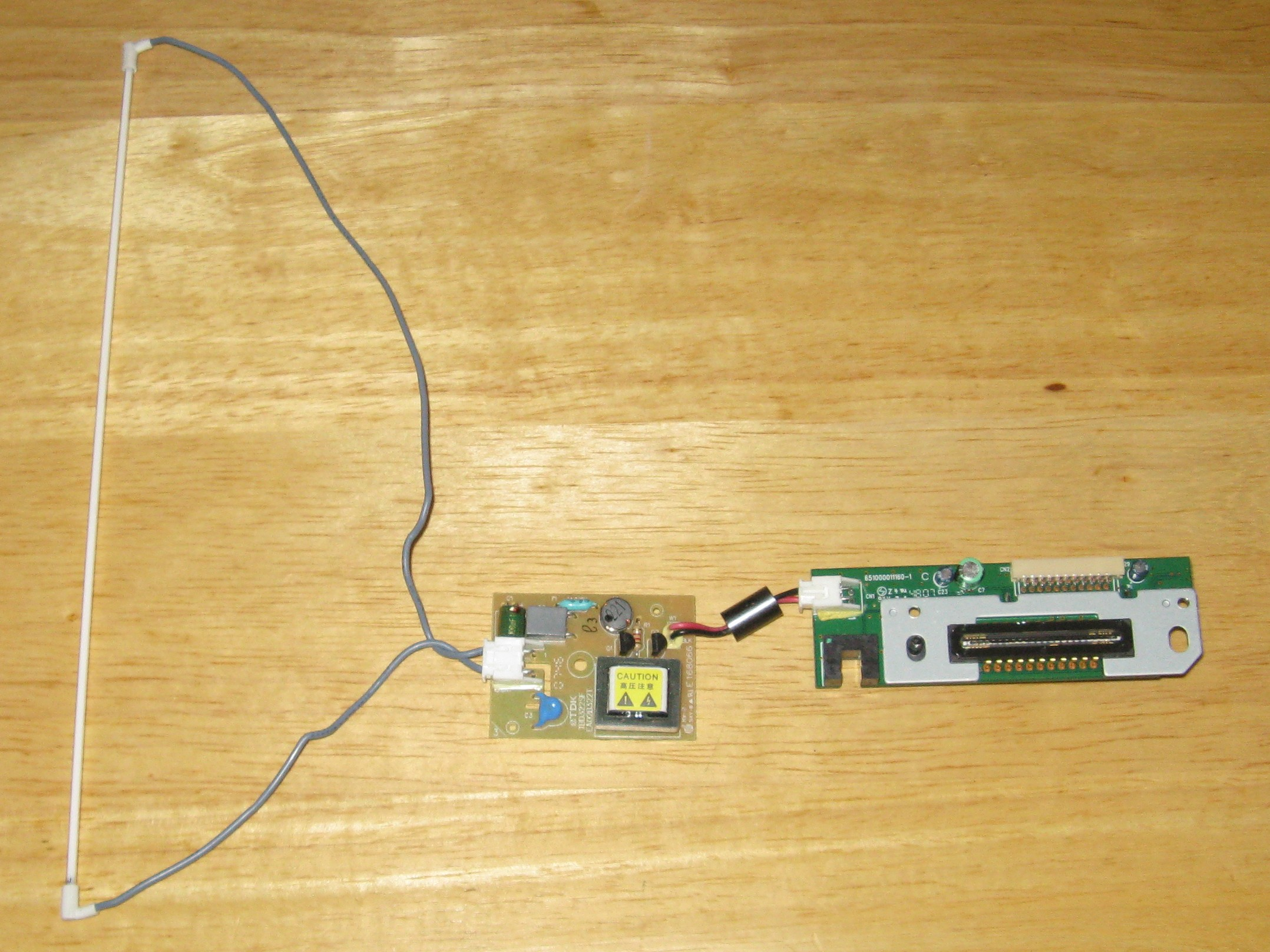 Picture of The Parts You Want From the Scanner