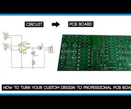 How to Turn Your Design to Professional PCB Board | My Approach
