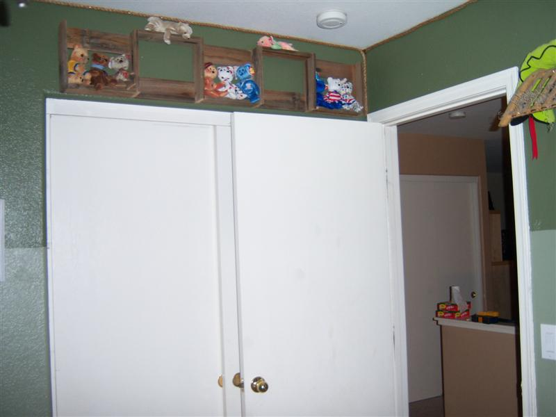 Picture of Install Shelf