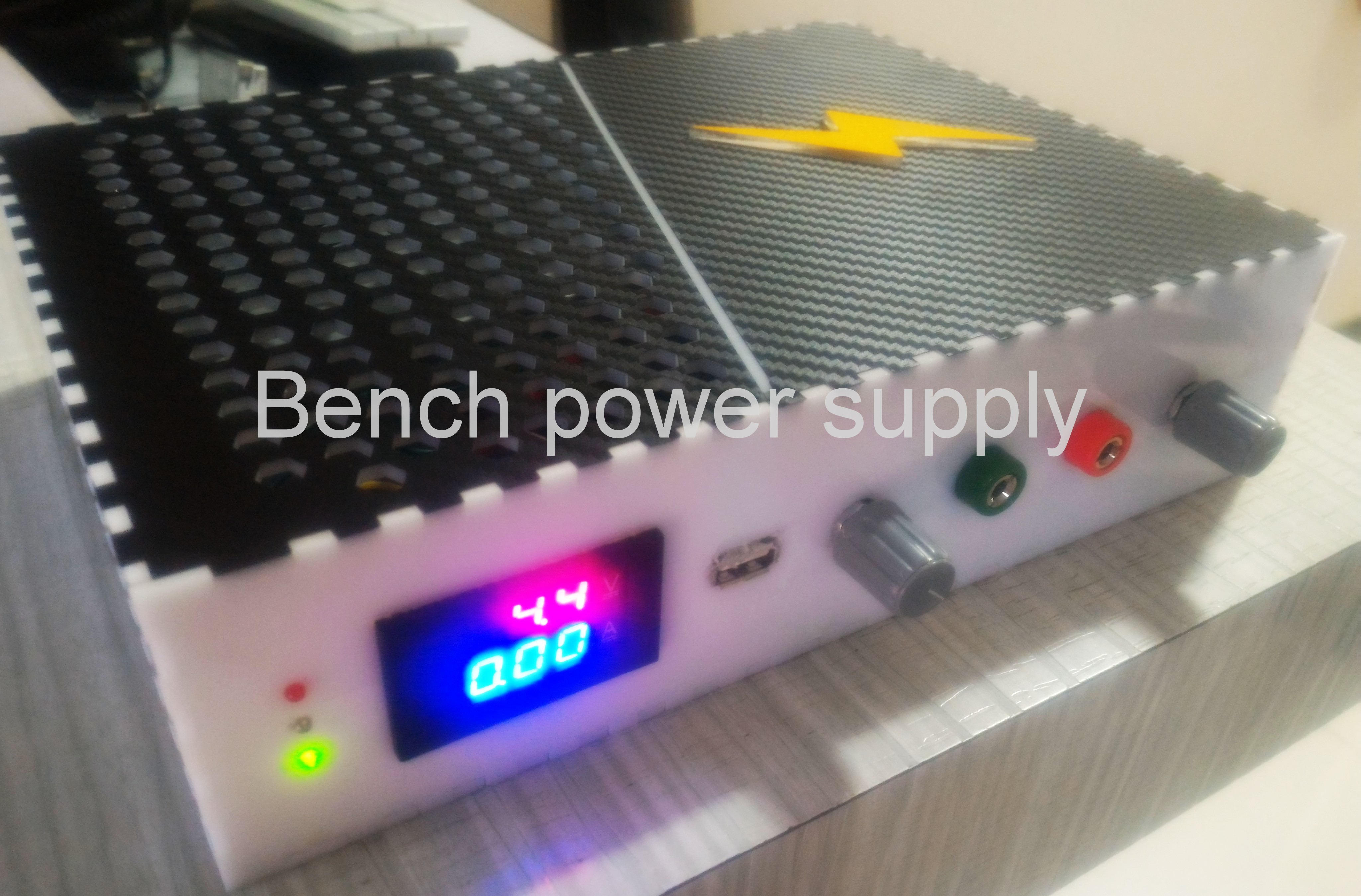 Picture of Diy Bench Power Supply(single Channel)