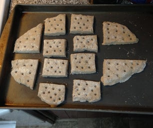Gluten-Free Hardtack Survival Rations (version 2)