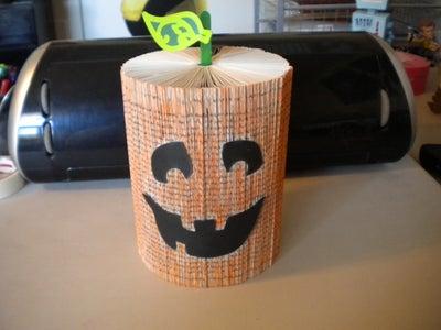 Decorating the Pumpkin