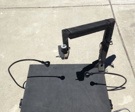 Portable Stop-Motion Animation Station