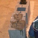 Concrete weight blocks