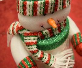 Frosty the SPyman