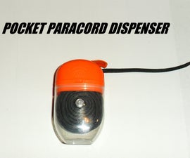 Pocket Paracord Dispenser