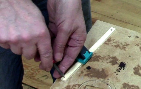 Preparing the Long Arms of the Lever