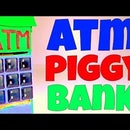 How to Make ATM Piggy Bank for Kids -- Life Hacks for Kids