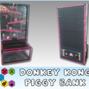 How to Make a Donkey Kong Coin Drop Piggy Bank