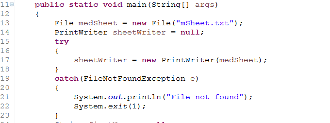 Step 2: Creating File/Importing Functions