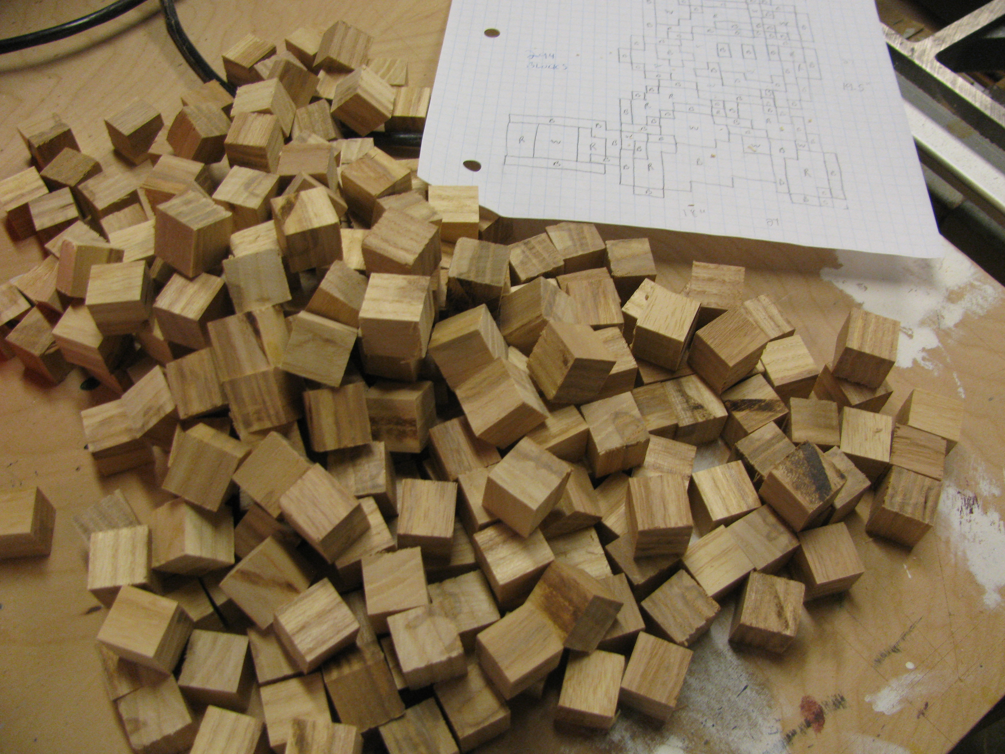 Picture of Cut the Cubes