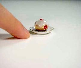 Miniature Bakery Fresh Paczkis (donuts)