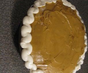 Cupcake Pumpkin Pie