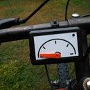 """Analog"" Bicycle Speedometer"