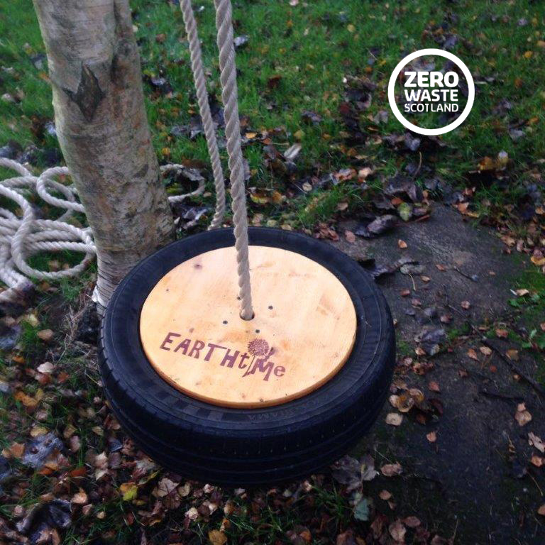 Picture of Tyre Swing