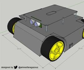 How to Make Arduino Sumo Robot