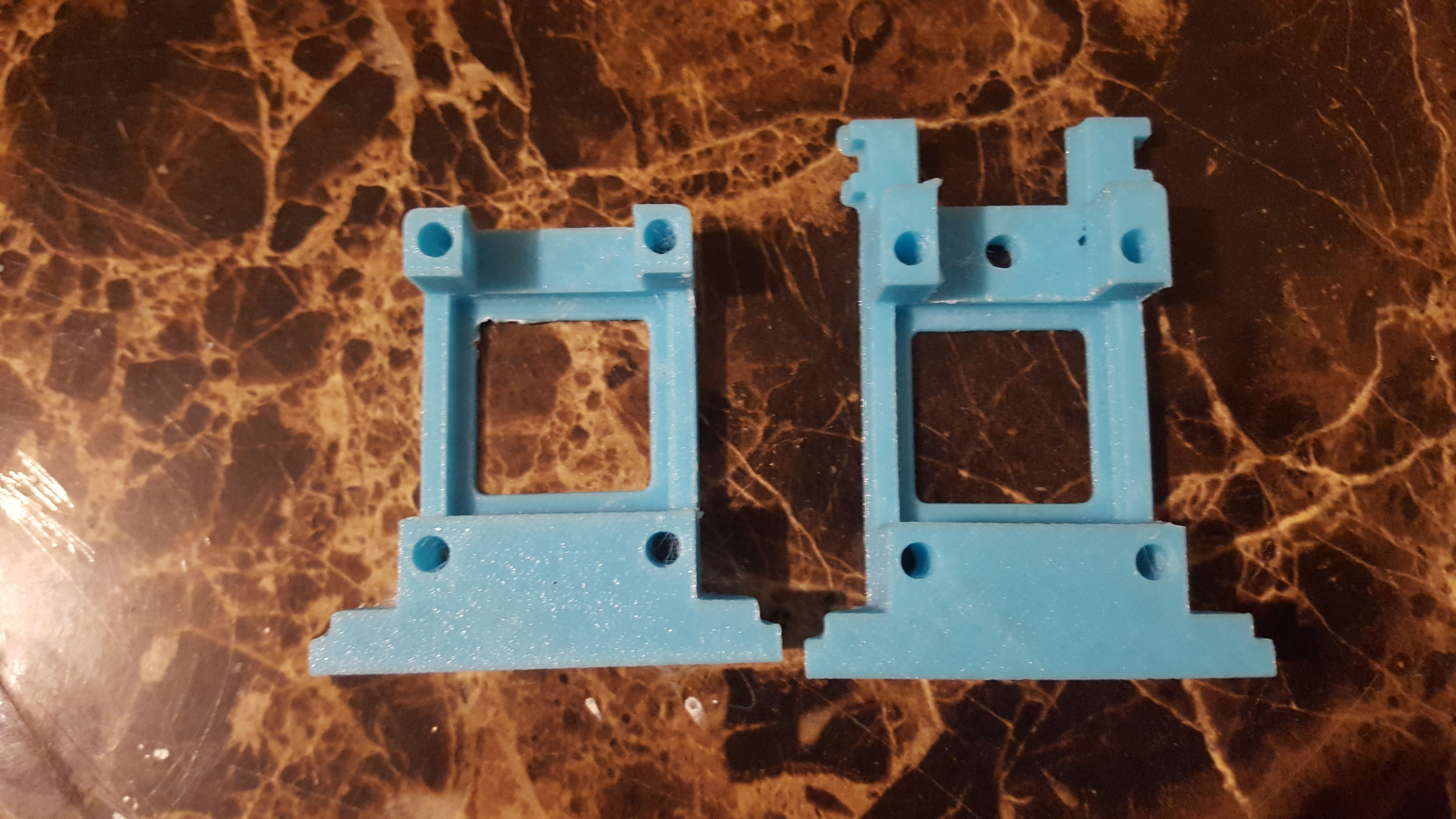 Picture of Optional 3D Printed Parts