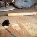 flint knaping tools